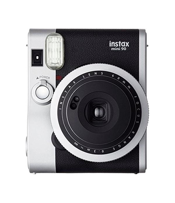 FUJI Instax mini 90 Neo classic noir et silver