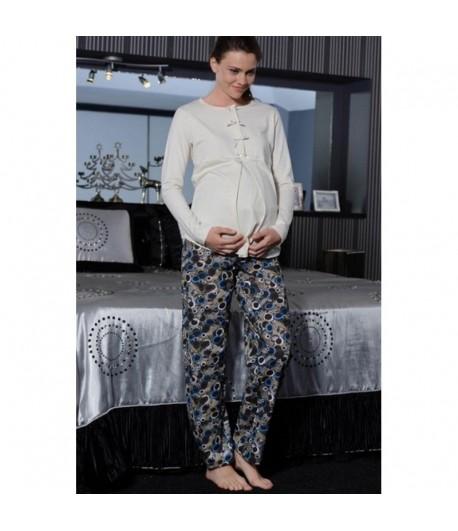 Pyjama Maternité 2 Pièces