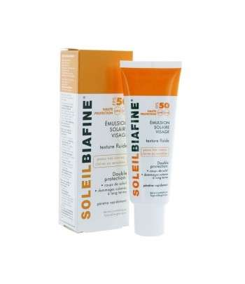 BIAFINE Soleilbiafine Emulsion Solaire Visage