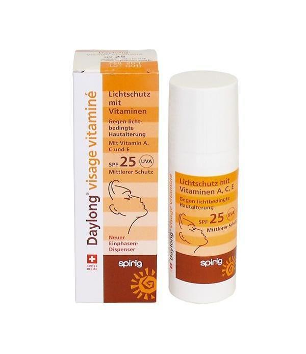 DAYLONG Vitaminé Ultra Face (Visage) Crème Solaire Anti-Âge