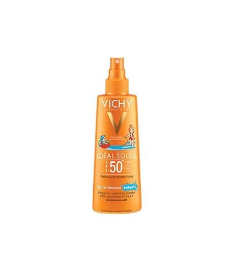 VICHY Spray Douceur Enfants Idéal Soleil