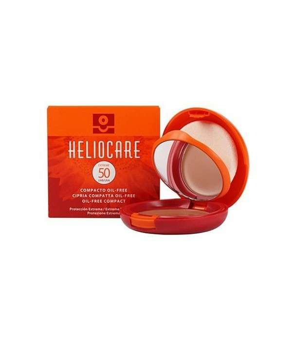 HELIOCARE Oil Free Compact Brown