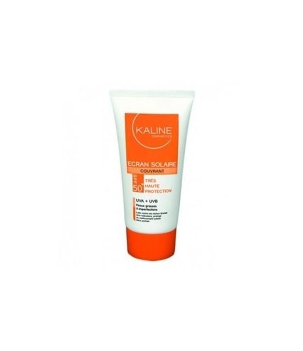 KALINE Crème Solaire Couvrante 50ML