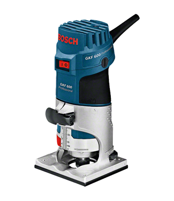 BOSCH Défonceuse GKF 600 Professional