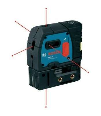BOSCH Laser 5 points GPL 5