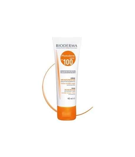 BIODERMA PHOTODERM MAX SPF 100+ 40ML CRÈME INVISIBLE