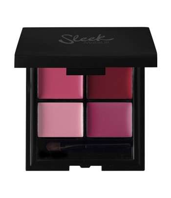 SLEEK Palette Lip4 Lipstick Showgirl