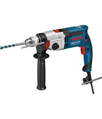 BOSCH Perceuse à percussion GSB 21-2 (16MM)