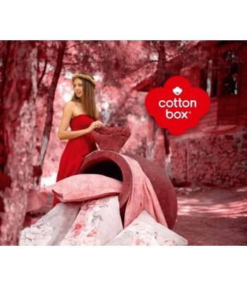 COTTON BOX Parure de Lit 3D DREAMY