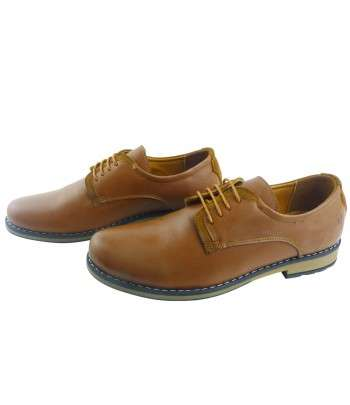 DELUXE Victor chaussures classiques marron