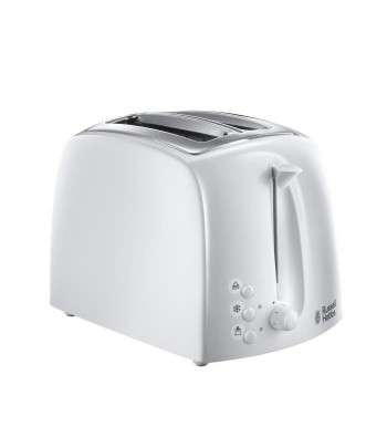RUSSELL HOBBS grille-pain texture blanc 850W