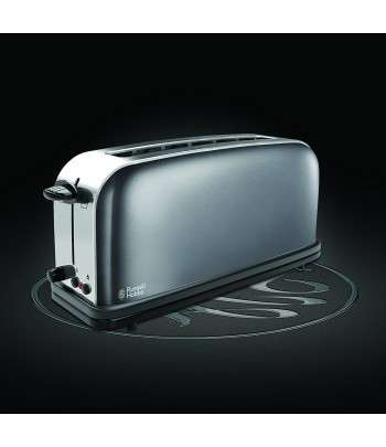 RUSSELL HOBBS Grille-Pain Collection Colours Gri Orage/ 1000W