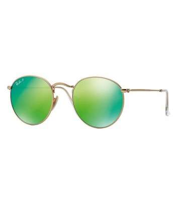 RAY-BAN Round Metal RB3447