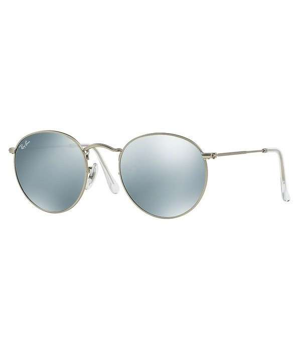 84a35a4bf9a9a RAY-BAN Round Metal RB3447 - BOUTIKA