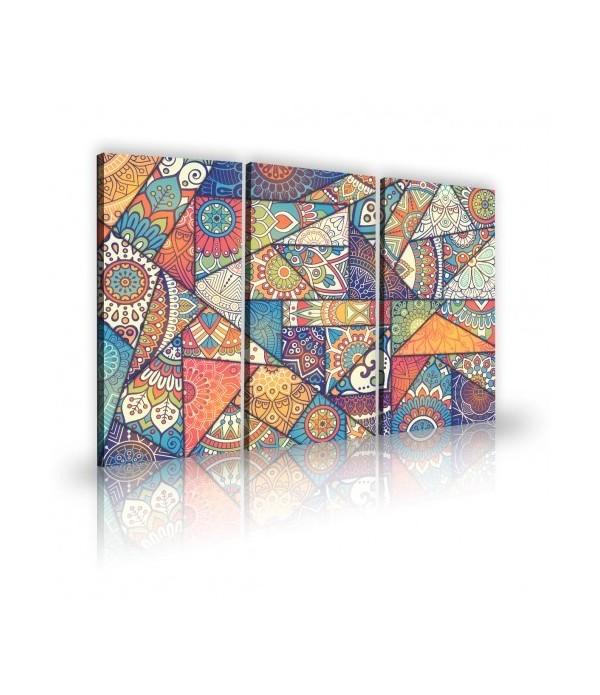 Tableau décoratif Islamic motifs