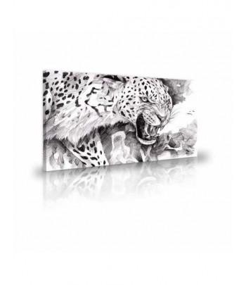 Tableau décoratif Jaguar