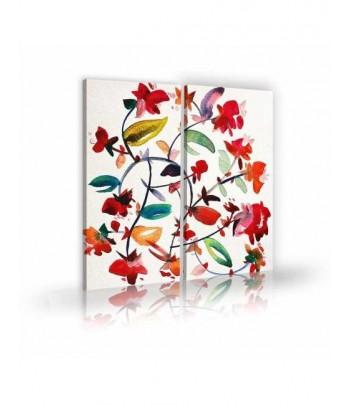 Tableau décoratif Modern Floral Watercolor
