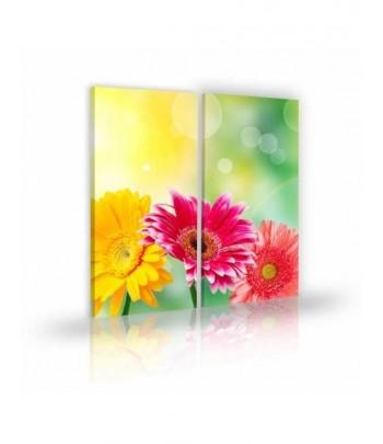 Tableau décoratif Cool flowers
