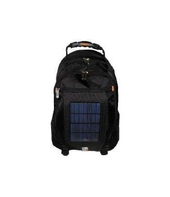 URBAN FACTORY Sac à dos pour ordinateur portable Solar Backpack 15.6""