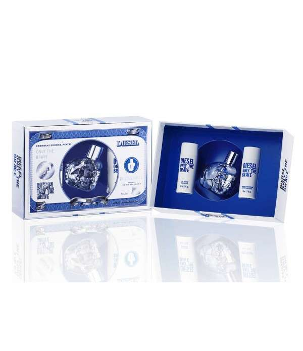 DIESEL Only the Brave Coffret Homme