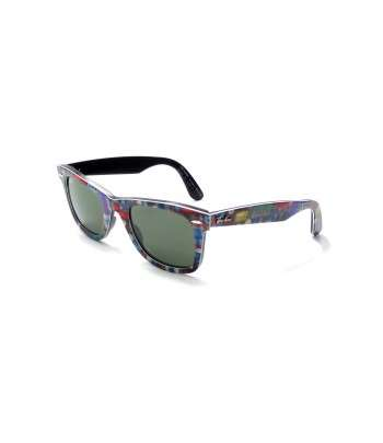 Ray Ban RB 2140 Original Wayfarer Patchwork