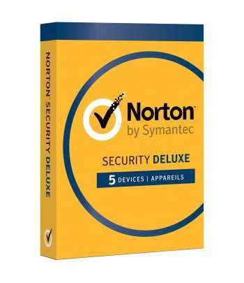 Norton Security DeLuxe 1 an