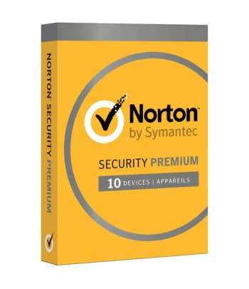 Norton Security premium 1 an