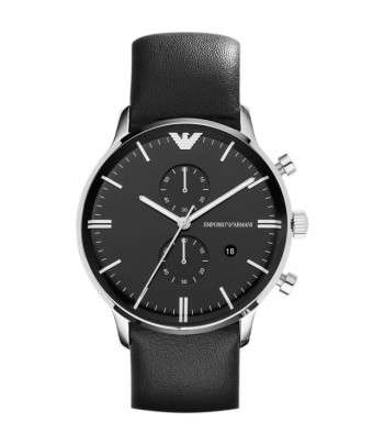 Emporio Armani Montre Homme New Retro