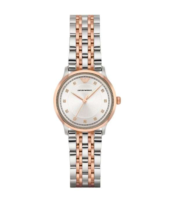 Emporio Femme Montre Armani Boutika Rose Or 2h9diywe rhtdsQC