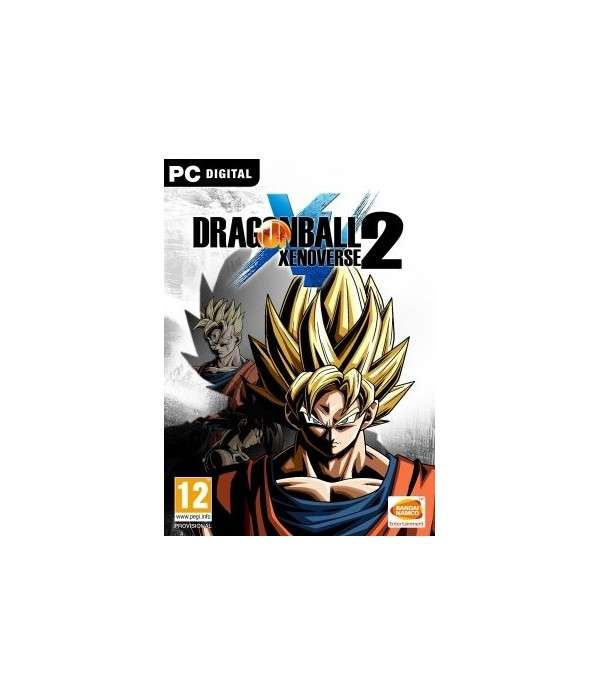 Dragon Ball Xenoverse 2 - PC Clé
