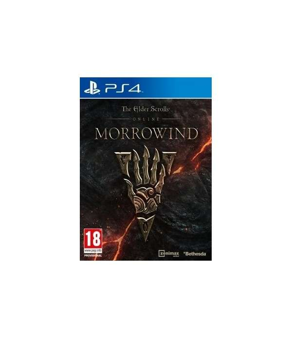 The Elder Scrolls Online: Morrowind PS4