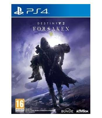 Destiny 2: Forsaken PS4