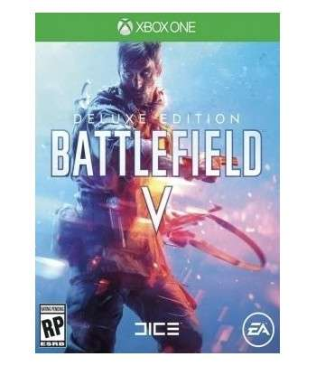Battlefield 5 Deluxe Edition Xbox ONE