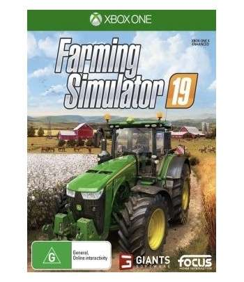Farming Simulator 19 Xbox ONE
