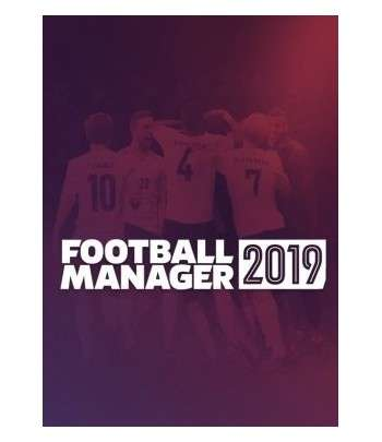 Football Manager 2019 PC Clé