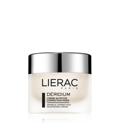 LIERAC Deridium Crème nutritive Correction Rides