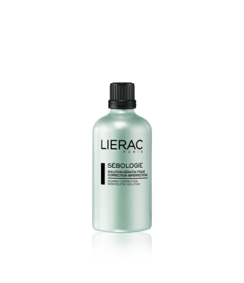 LIERAC SEBOLOGIE Solution Kératolytique Correction Imperfections