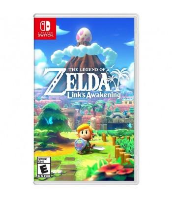 Legend Of Zelda Link's...