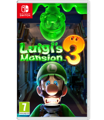 Luigi's Mansion 3 - CD...