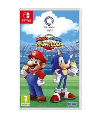 Mario Sonic Olympic Games...