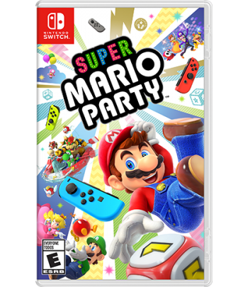 Super Mario Party - CD...