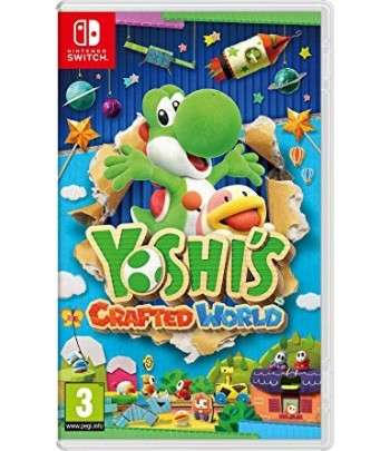 Yoshi's Crafted World - Clé...