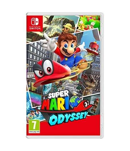 Super Mario Odyssey - Clé Nintendo Switch