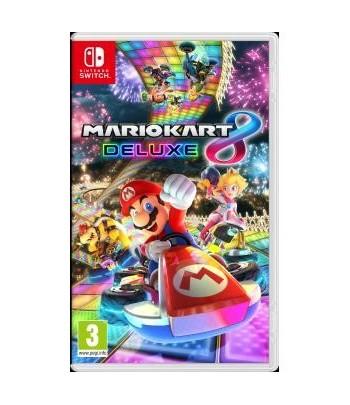 Mario Kart 8 Deluxe - Clé...