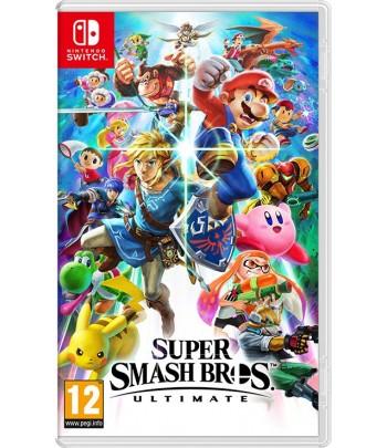 Super Smash Bros. Ultimate...