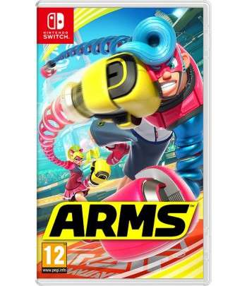 ARMS - Clé Nintendo Switch