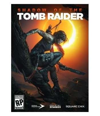 Shadow of the Tomb Raider - Clé Steam