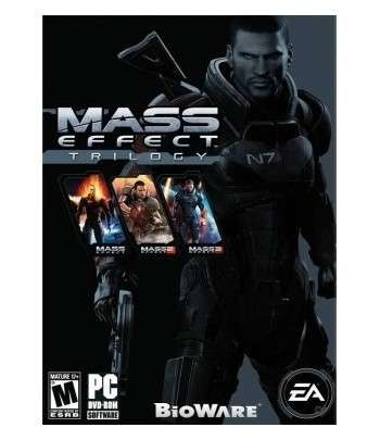 Mass Effect Trilogy - Clé Steam