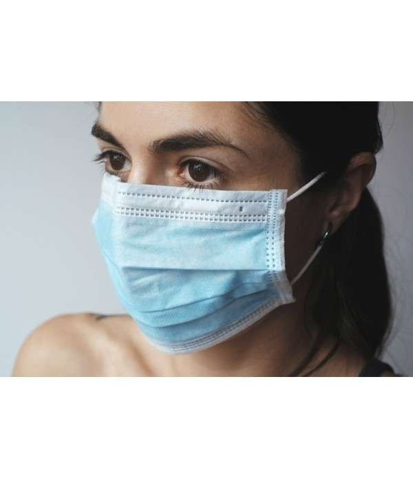 Masque chirurgical 50 pcs Maroc - 1