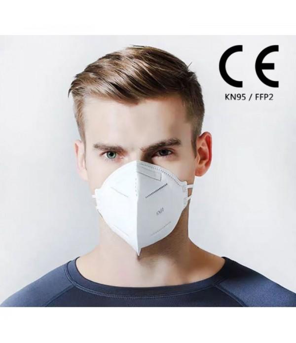 10 Masques de protection FFP2 / KN95 Maroc - 1